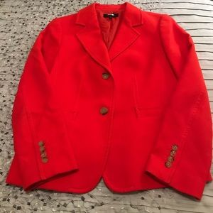 Talbots ladies dress jacket
